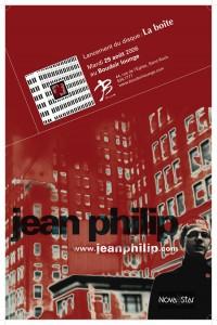 Jeanphilip La Boîte Lancement