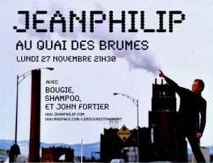 Jeanphilip Quai des brumes