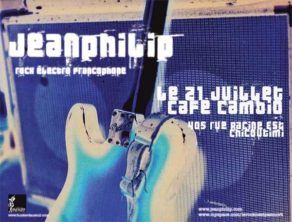Jeanphilip Café Cambio Chicoutimi