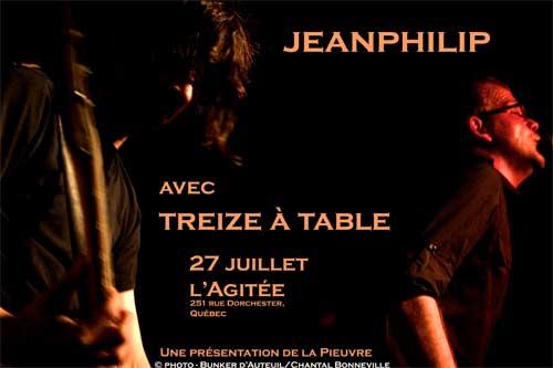 Jeanphilip Treize à table