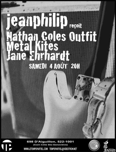 Jeanphilip Nathan Coles Outfit Metal Kites Jane Ehrhardt