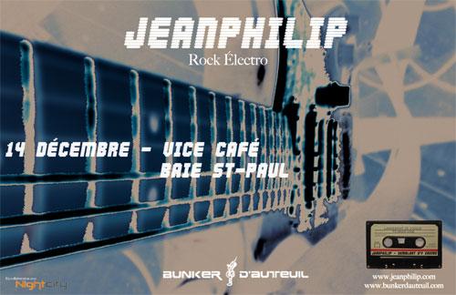Jeanphilip VIcs Café BSP