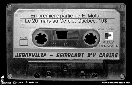 Jeanphilip et El Motor