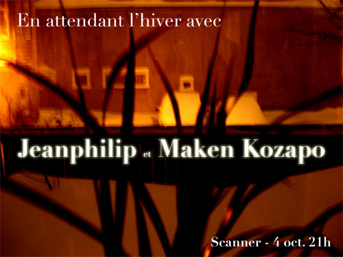Jeanphilip et Maken Kozapo