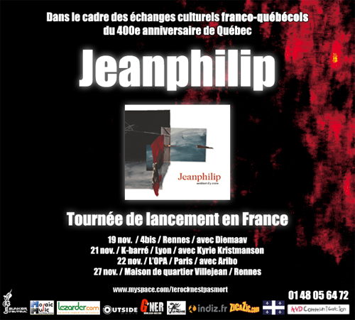 Jeanphilip Lancement France