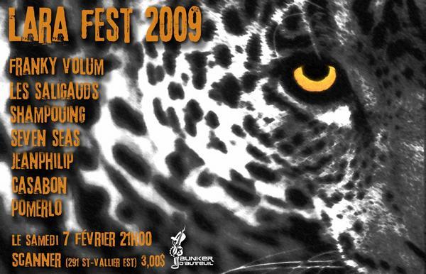 Lara Fest 2009