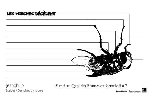 Jeanphilip Les mouches dégèlent