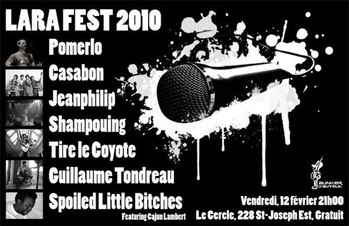 Lara Fest 2010