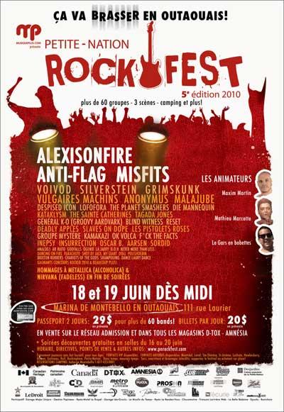 Shampouing RockFest