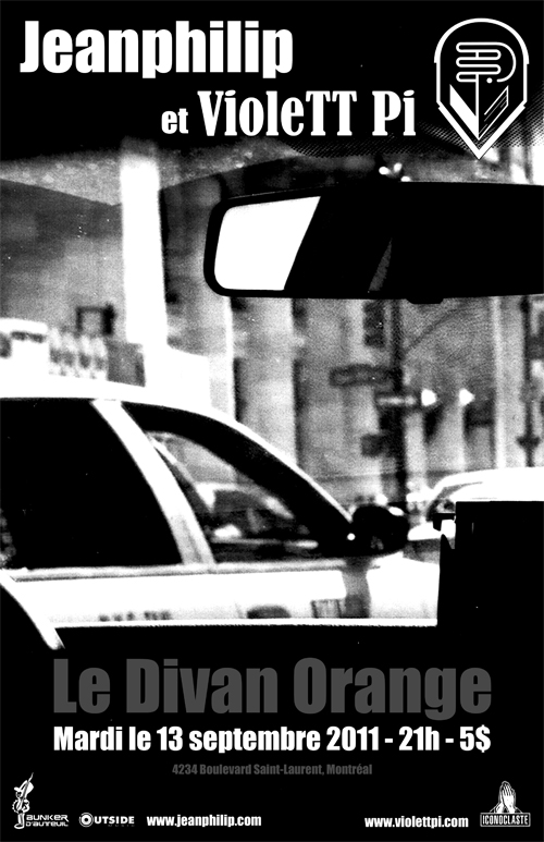 Jeanphilip |Divan Orange