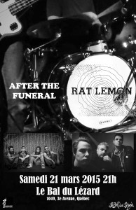 After the funeral et Rat Lemon