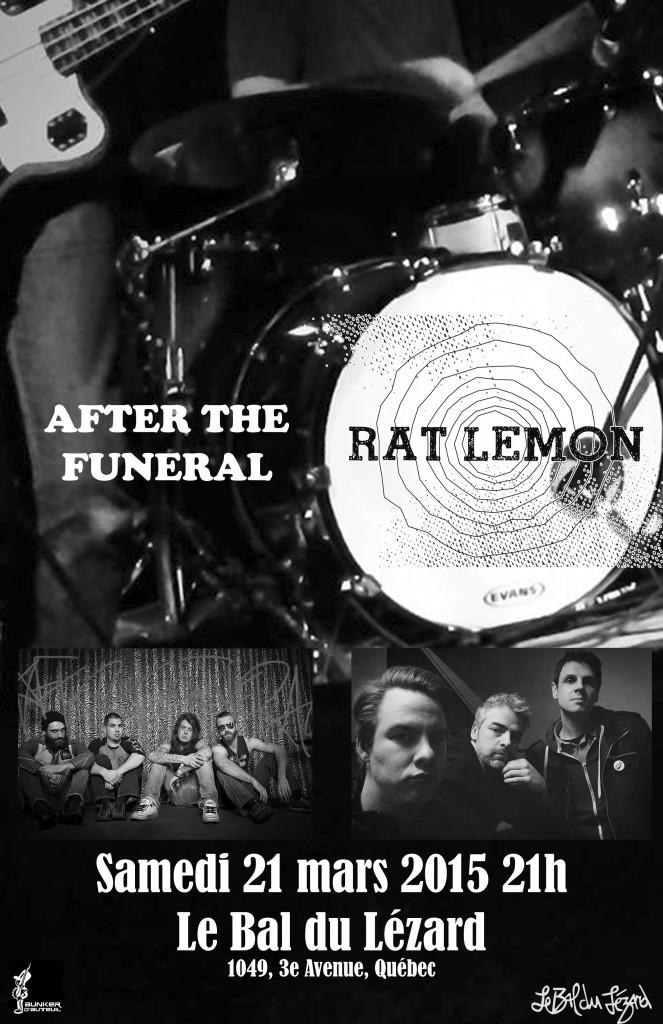 After the funeral et Rat Lemon