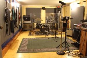 Bunker studio A | Vue d'ensemble