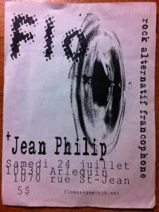 Jeanphilip et FLO