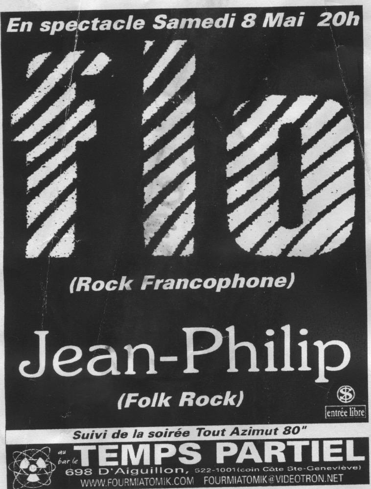 Jeanphilip et FLO au Temps Partiel