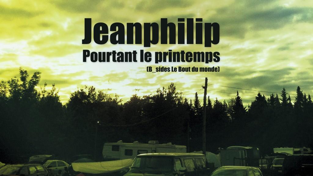 Jeanphilip Pourtant le printemps