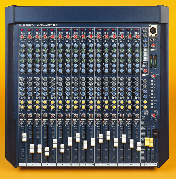 Allen & Heath MixWizard 16 2