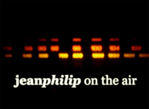 Jeanphilip on the air