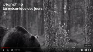Jeanphilip | La mécanique des jours | Teaser