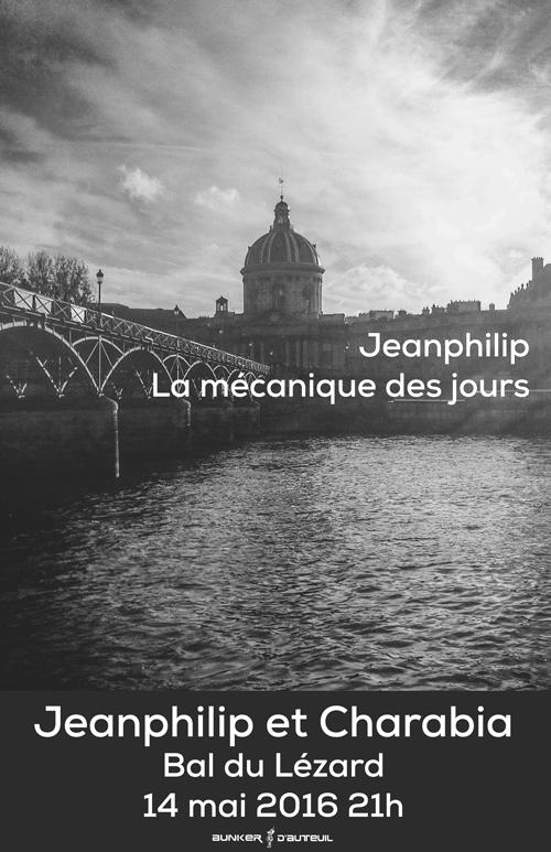 Jeanphilip Charabia Bal du Lezard