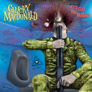 Chucky Macdonald | Let's go to war