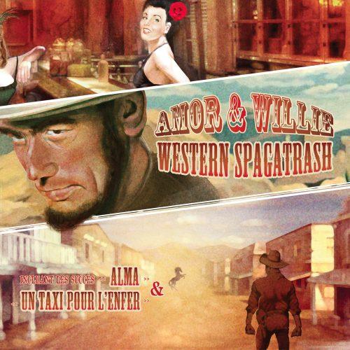 Amor & Willie | Western Spagatrash